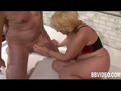 German milfs share cock