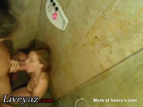 teen shower Amateur