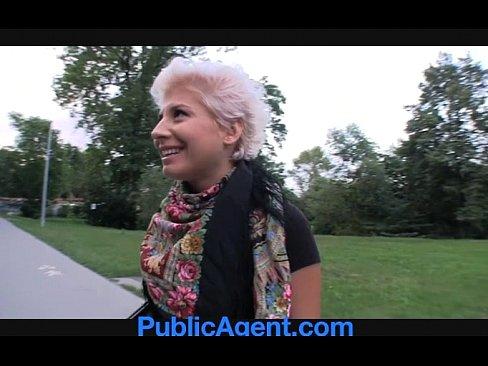 Public Agent Ginger Teen