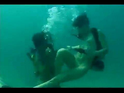 scuba underwater sex porn