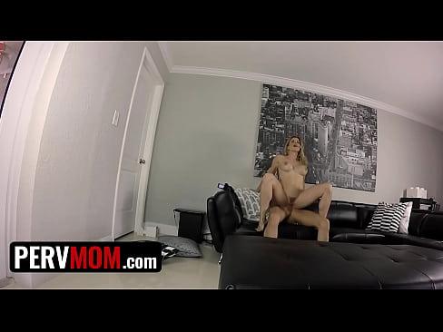 cover video horny milf stepmom seduces horny stepson