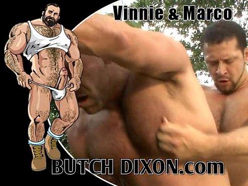 Butch and sean fuck