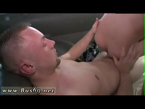 Straight dude sucking dick and hard anal fuck