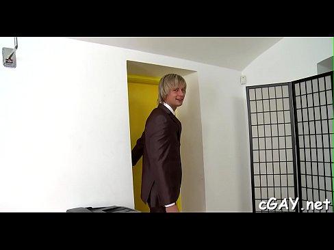 Sexy gay twink porn
