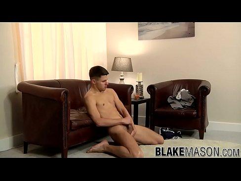 Twink videos male erect boner wank