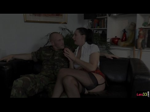 Gorgeous UK Milf Bent Over And Assfucked