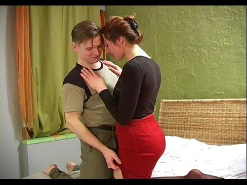 Russian mature fucked hard