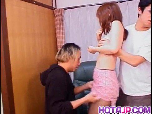 cover video Yuka Sakagam i Has Hairy Cunt Fingered