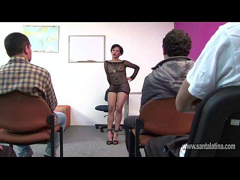 Video porno en las escuelas