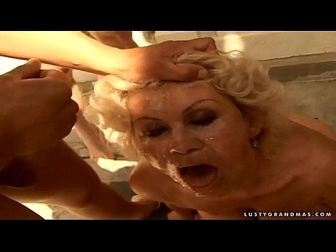 With you Granny pornstar effie the excellent