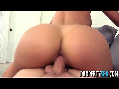 PropertySex – Tenant bounces checks fucks big landlord cock