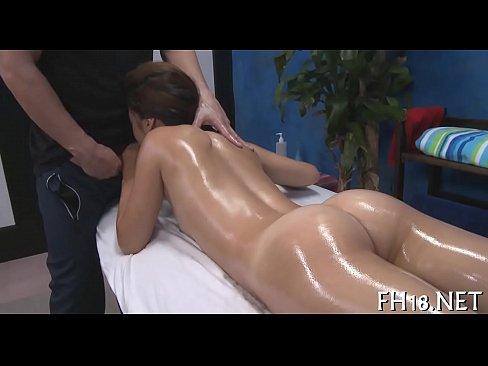 Massage Turns To Sex