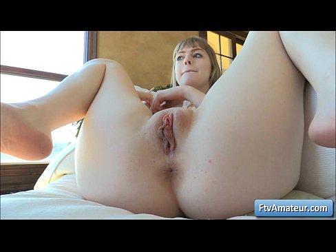 Female submitted masturbation videos