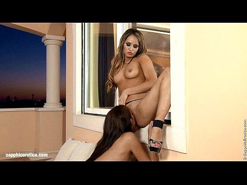 Veranda Vixens – by Sapphic Erotica lesbian sex with Anastasia Alexia