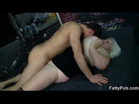 Naughty gay guys ass splitting