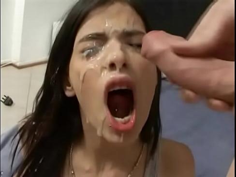 sexo con putas reales corrida facial