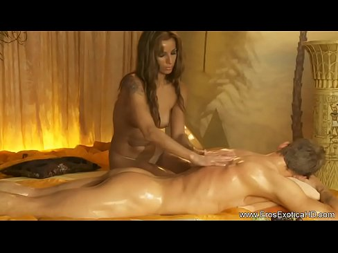 Turkish Therapeutic massage MILF From Asia