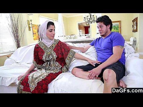 Dirty arab hot teen Pipe Desires!