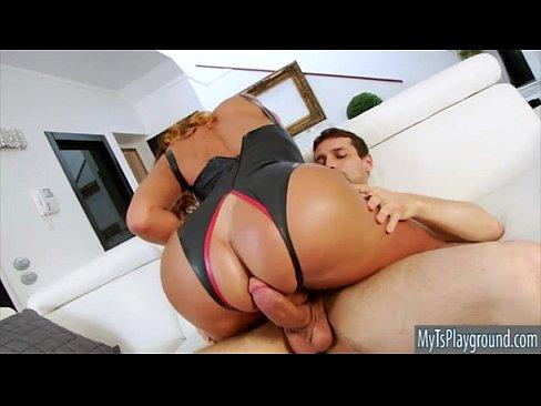 The Big Adventures Of A Brazillian Tranny Midget - Ruby Navarro. --PowerGuido--