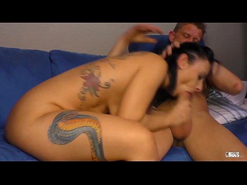 XXX OMAS  – Dirty mature German brunette Bonny Devil gets her twat stuffed full