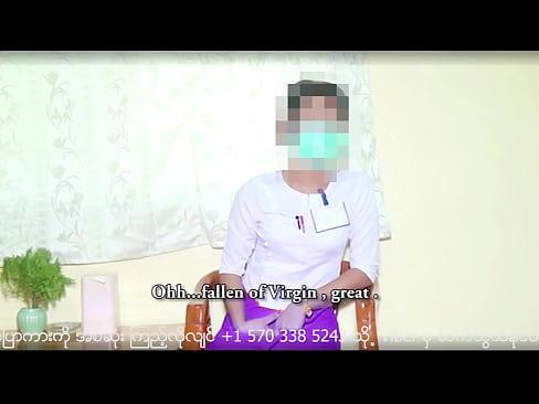 XXX 2019 myanmar nurse