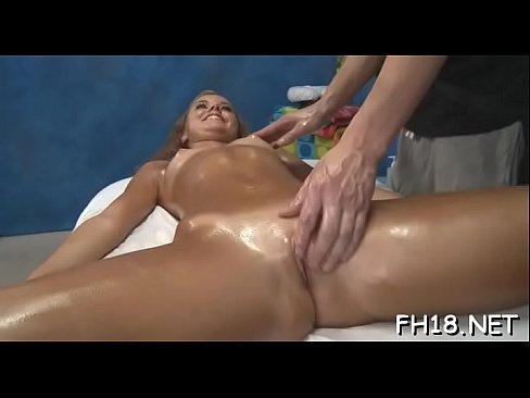 Massage porno scene
