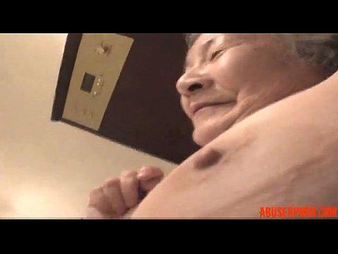 asian granny video porn