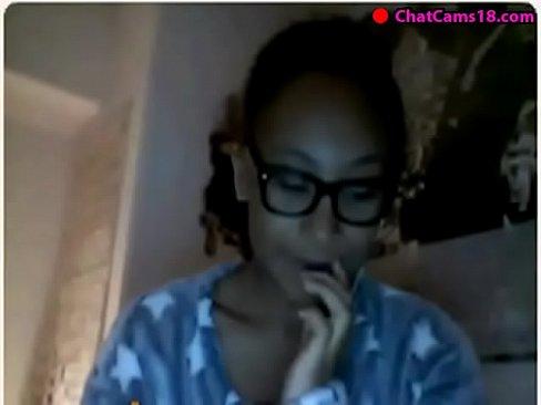 black tits on webcam's Thumb