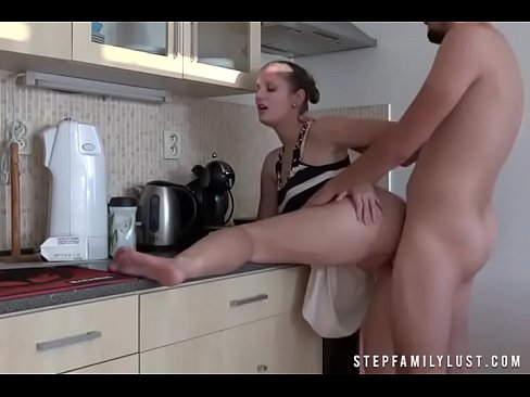 Step Mom Fucks Virgin Step Son
