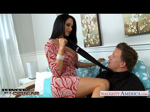 Cougar Ava Addams fucking