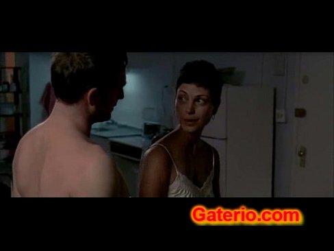 Morena baccarin nude video