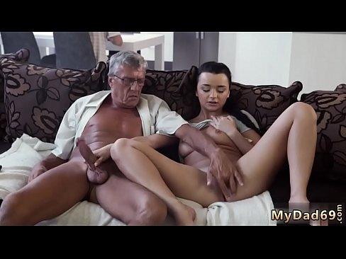 Latina Old Lady Young Girl