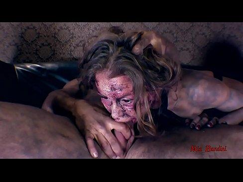 Порно с страшными зомби