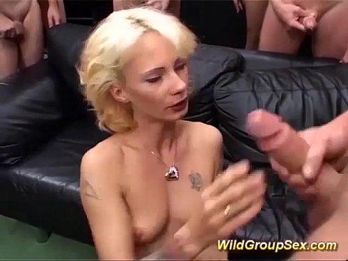 Busty Mamas Orgy