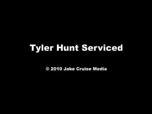 Tyler hunt serviced