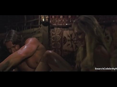 Naked girls scissor fucking