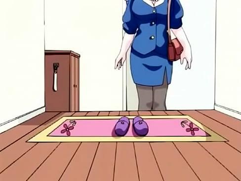 Hentai three tutor girls