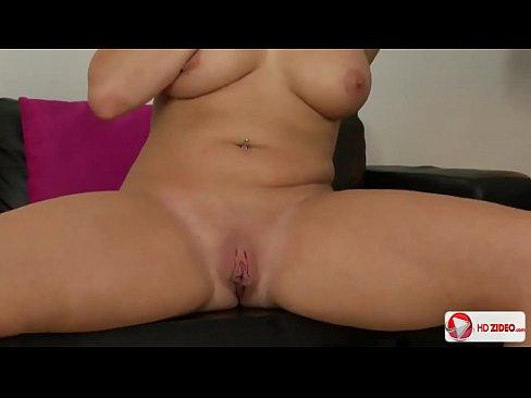 Teen Blonde Masturbate With Pink Sex Toy HD Porn Video