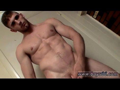 Straight guys caught having gay sex
