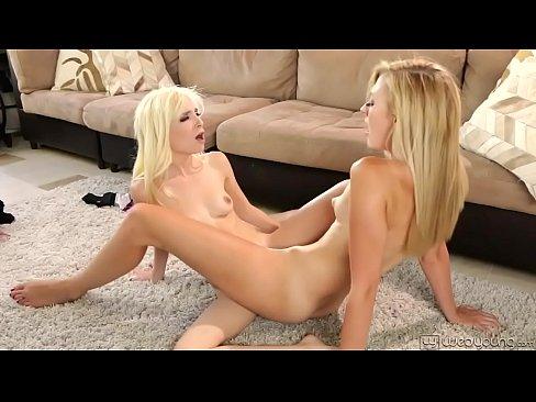 Webyoung horny teen lesbians scissoring #11