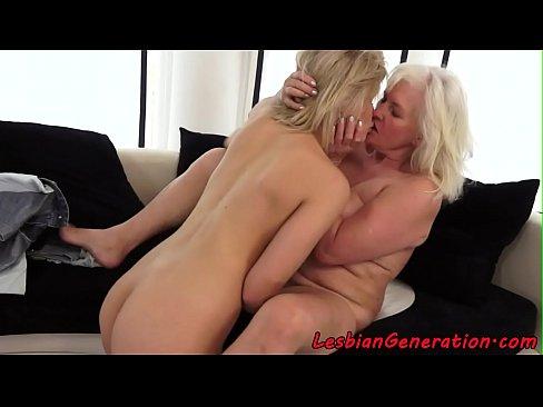 Grannies oral sex