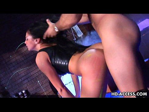 Kinky Hardcore Sex With Audrey Bitoni