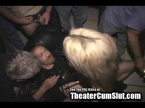 Hot goth blonde Zoe fuck an entire porn theater of menXXX Sex Videos 3gp