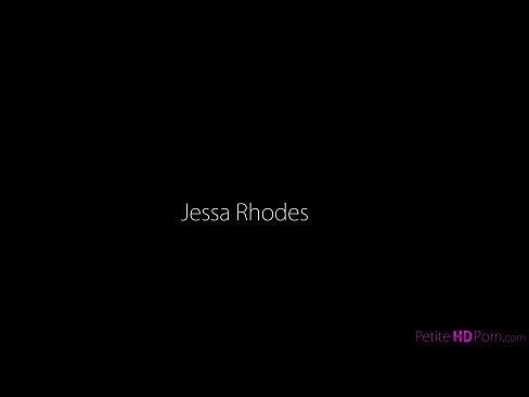 PetiteHDPorn – Jessa Rhodes Hot Facial