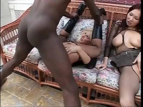 interracial blowjob for three sluts