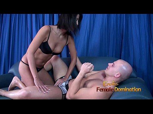 Bondage female sub video