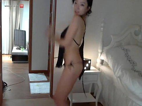 korean webcam strip