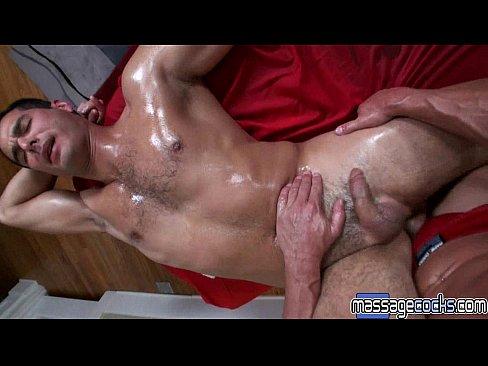 Gay porn oily