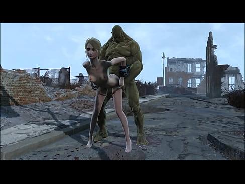 Fallout 4 katsu and sheffield - 3 3