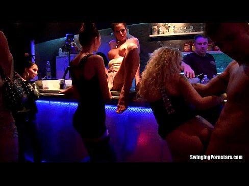 cover video trashy chicks g  ets fucked in club lub club lub